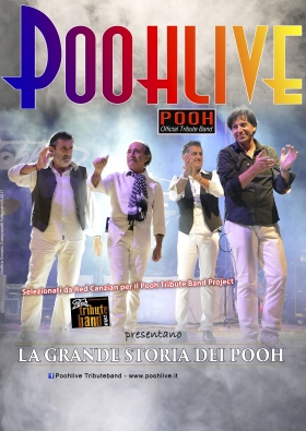 COVER POOHLIVE - Planet Music Eventi Live